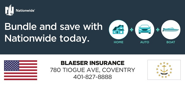 bundle and save with nationwide today - joe blaeser insurance conventrty